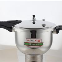 供应恒光压力锅不锈钢高压锅 电磁炉通用