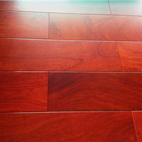 供应大果紫檀香花梨木地板 缅甸花梨木地板