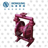 QBY铸铁气动隔膜泵,隔膜泵,气动隔膜泵型号