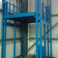 供应安徽导轨式升降机价格 简易升降货梯