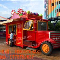 广州长隆乐园卡车售货亭生产厂家