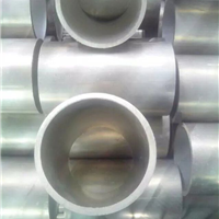 供应6063-T5铝管 6061大口径铝管 厚壁铝管