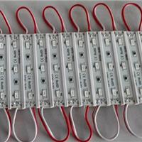 供应led广告灯箱贴片模组灯串