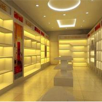 供应重庆鞋店女鞋展柜展示柜货柜定做厂家