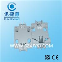 耐回流焊温度 金属电池座 CR2032-6电池座