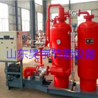 供应锅炉节能配套蒸汽回收机软化水设备