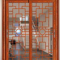 艺邦门窗 清新简约 时尚铝合金吊滑门