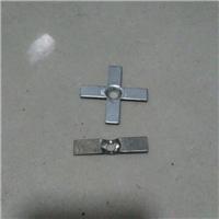 外墙保温一体板十字挂件 一字挂件