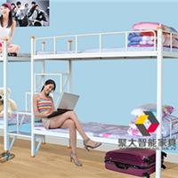 山东学生床,济南员工宿舍床定制,广东聚大