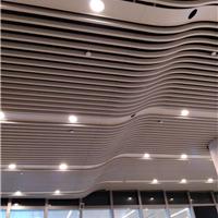 供应铝方通-铝合金木纹铝方通吊顶