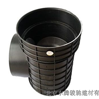 供应北京全系列结实耐用品牌塑料排水检查井