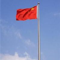 供应甘肃兰州电动旗杆免费送旗帜