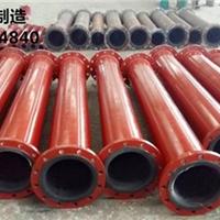 供应丁基橡胶管道  丁基衬胶管道厂家