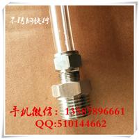 供应不锈钢快拧锁母气管接头 快拧PU接头