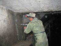 供应污水池墙面断裂缝堵漏