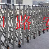 深圳周边不锈钢及铝合金电动伸缩门安装