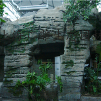 人造假山施工|上海广雕生态园林
