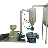 pvc废料专用磨粉机耗电量低环保除尘厂家