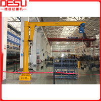 供应德马格1吨定柱式悬臂吊、旋臂吊起重机
