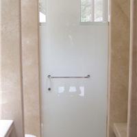 供应卫生间超强钢化玻璃隔断淋浴房免加盟费