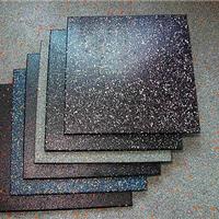 天津橡胶地砖 橡胶地板产品厂家