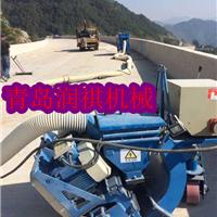 厂家供应移动式路面桥面隧道机场抛丸机