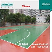 上海标准篮球场地,现货
