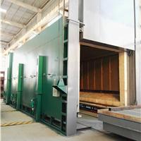 供应台车式热风循环炉
