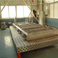 供应高牌号灰铸铁三维柔性焊接平台厂