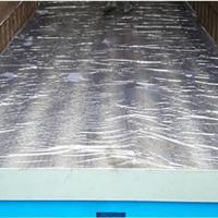 供应铸铁平板 ISO计量检具铸铁平板铸造基地