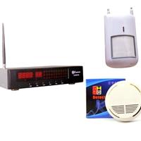 供应库房无线烟雾报警系统无线烟雾报警器