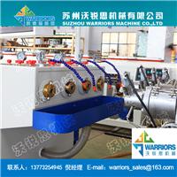 供应PVC16-32一出四高效电工管穿线管生产线