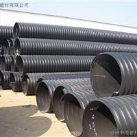 黔东南凯里 PE管 钢带增强波纹管厂家批发