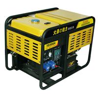 哈密300A开架式柴油发电电焊机组