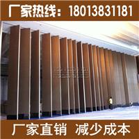 山西展厅可活动移动隔音收缩高隔墙