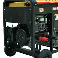 250A柴油发电电焊机\车轮式电焊机组