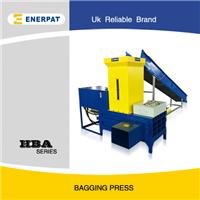 英国恩派特供应甘蔗渣压缩套袋打包机,性能稳定