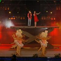 供应上海SJW升降舞台