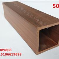 生态木格栅吊顶50*50方通批发价