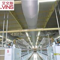 纤维布风管在工业场所中的应用设计