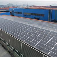 郑州工业园区厂房屋顶分布式光伏发电系统