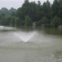 排灌喷水式浮水泵鱼塘增氧机增氧泵