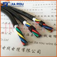 供应拖链专用柔性动力电缆TRVV