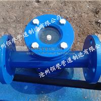 供应法兰水流指示器,GD87标准指示器