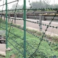 吴忠刀片刺绳护栏网-监狱刺绳护栏网供应商