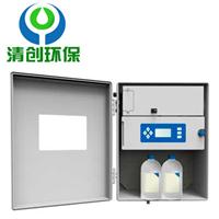 污水处理专用余氯在线分析仪,好品质选清创