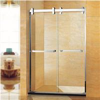 供应淋浴屏玻璃隔断淋浴房