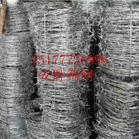 广西柳州刀片刺网批发 供应镀锌带刺铁丝网
