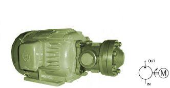 供应MP系列朝田叶片泵电机组合-苏州杰亦洋