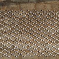 吴忠3mm厚菱形钢板网厂家/1.8米镀锌钢板网